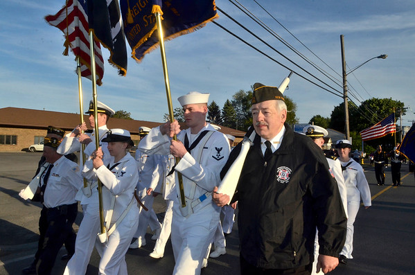 Waterford Memorial Day 2015