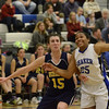 J.S.Carras/The Record  Averill Park against Shaker during second quarter of high school girls basketball action Tuesday, January 21, 2014 at Shaker High School in Latham, N.Y..
