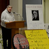 J.S.CARRAS/THE RECORD Occupy Albany held at Westminster Presbyterian Church Tuesday, January 14, 2014 in Albany, N.Y..