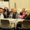 J.S.CARRAS/THE RECORD   during Troy 100 Forum Monday, November 18, 2013 at Bush Memorial Hall on the Russell Sage Campus in Troy, N.Y..